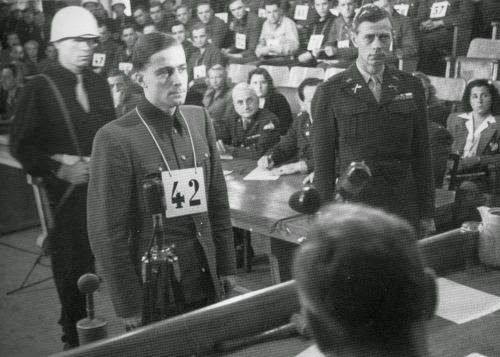 Joachim Peiper Trial By Fel