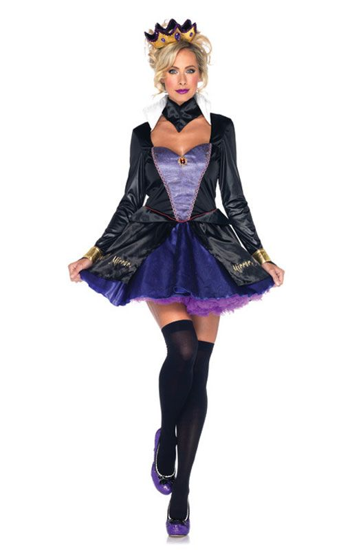 Evil Queen Adult Costume | Evil queens, Costumes and Halloween ...