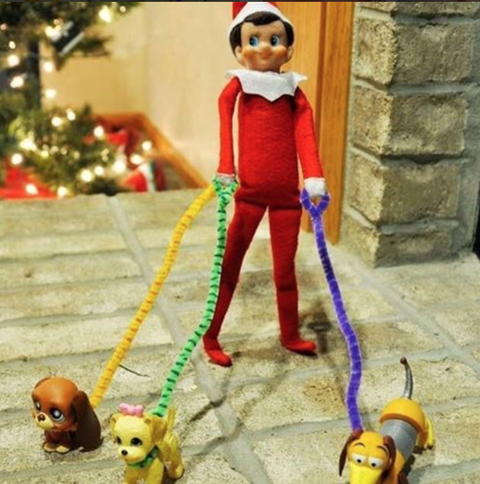 Funny Elf on the Shelf ideas: From naughty to irreverent