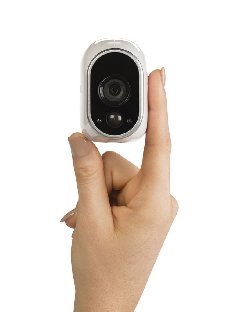 First Look at NETGEARs New Arlo™ Smart Home HD Security