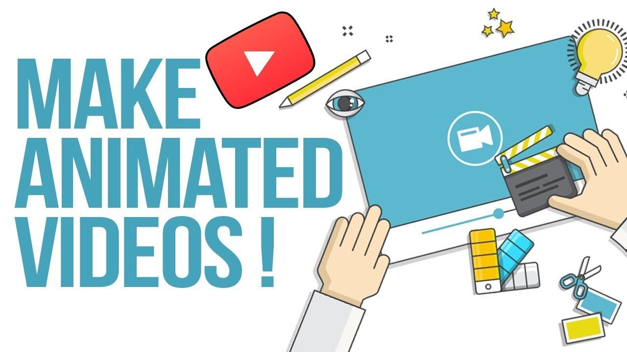 How To Create 2d Animations Videos For Youtube Beginner Full Course How To Make Animations Animation Explainer Video Video Marketing