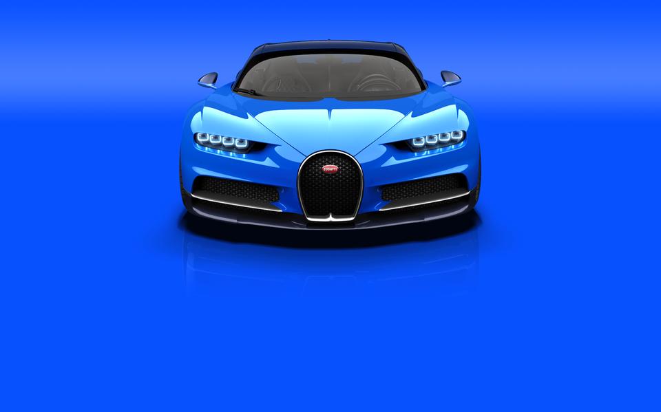 Miljardööri tilasi aivan omanlaisensa Bugattin superauton - T&T