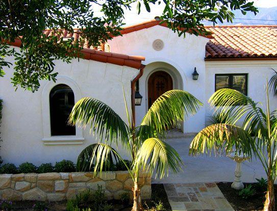 Santa Barbara Home Design Tip Cut Back Roof Eaves Add A