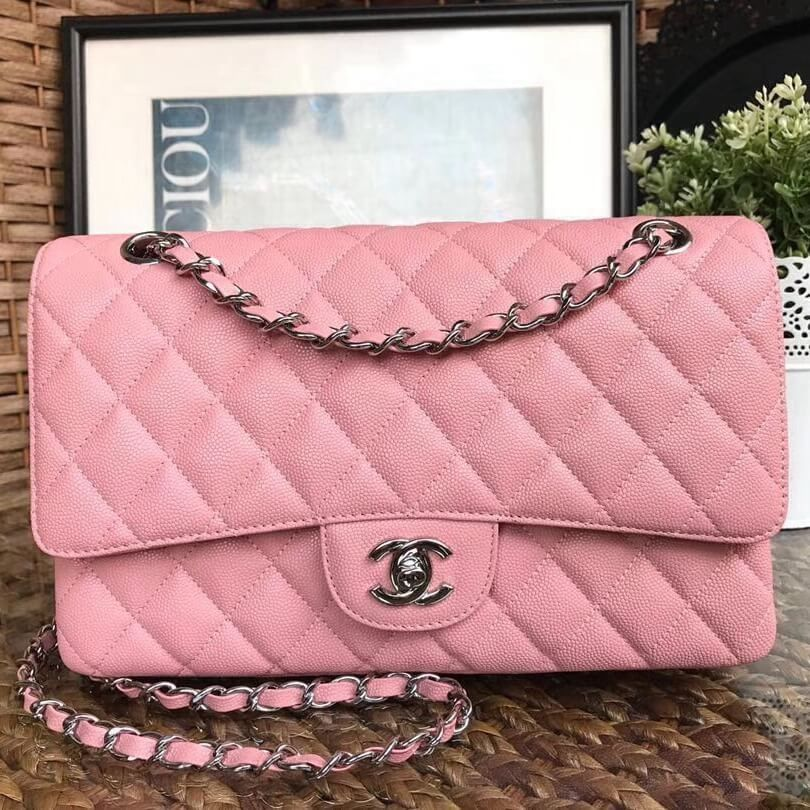 e67b9e77209e Chanel Coco Bags for Sale: Chanel Medium Classic Flap Bag 100% Authentic 80%  Off