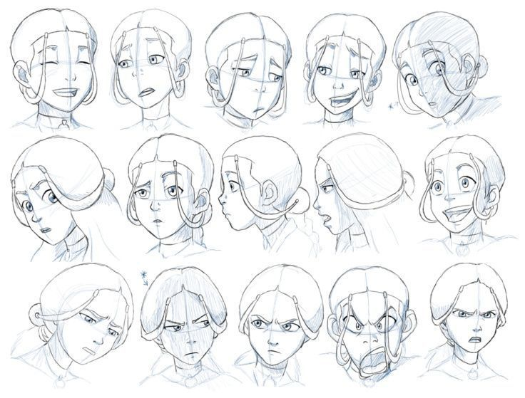 Drawing Hairlines : Épinglé par mano quéré sur expression pinterest