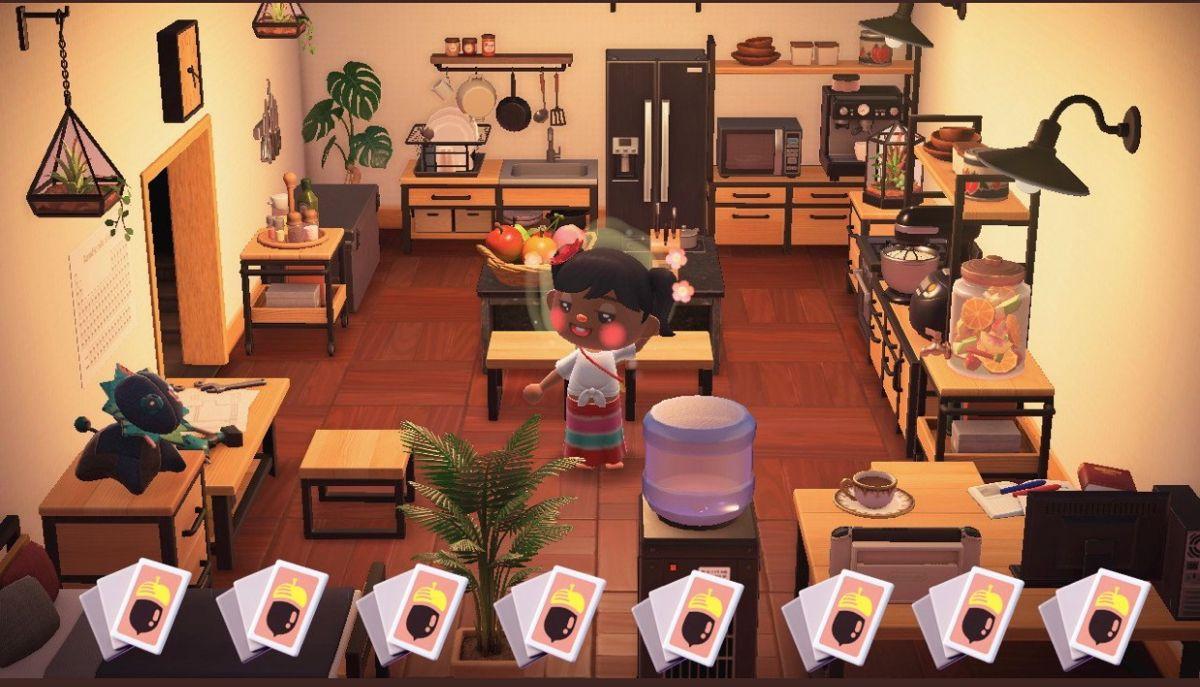 Dream Kitchen Animal Crossing Dream Kitchen Kitchen
