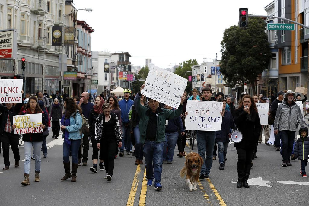 A Sunday Streets day of merriment in the Mission Mission