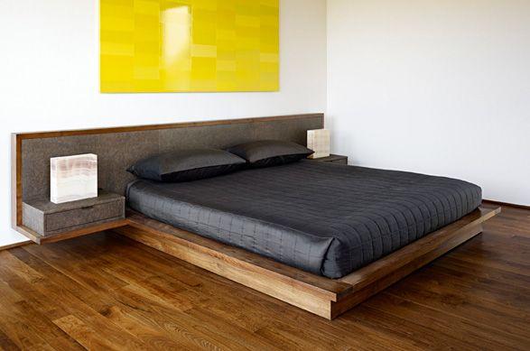 25 Amazing Platform Beds For Your Inspiration Bedroom Bed Design