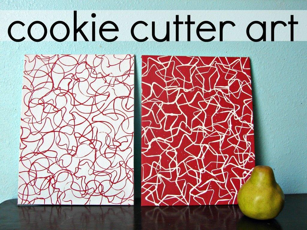 In case you missed itokie cutter art glue guns cookie in case you missed itokie cutter art canvas painting kidseasy solutioingenieria Choice Image