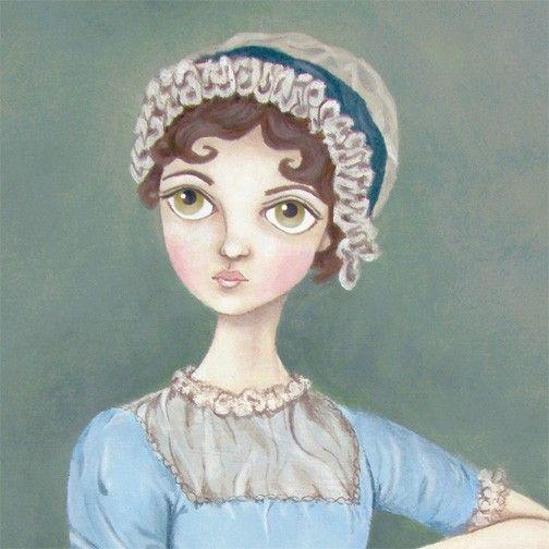 Frases De Jane Austen Actitudfem Diseño Rose In 2019