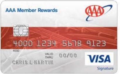 AAA credit card bank of america login Reviews