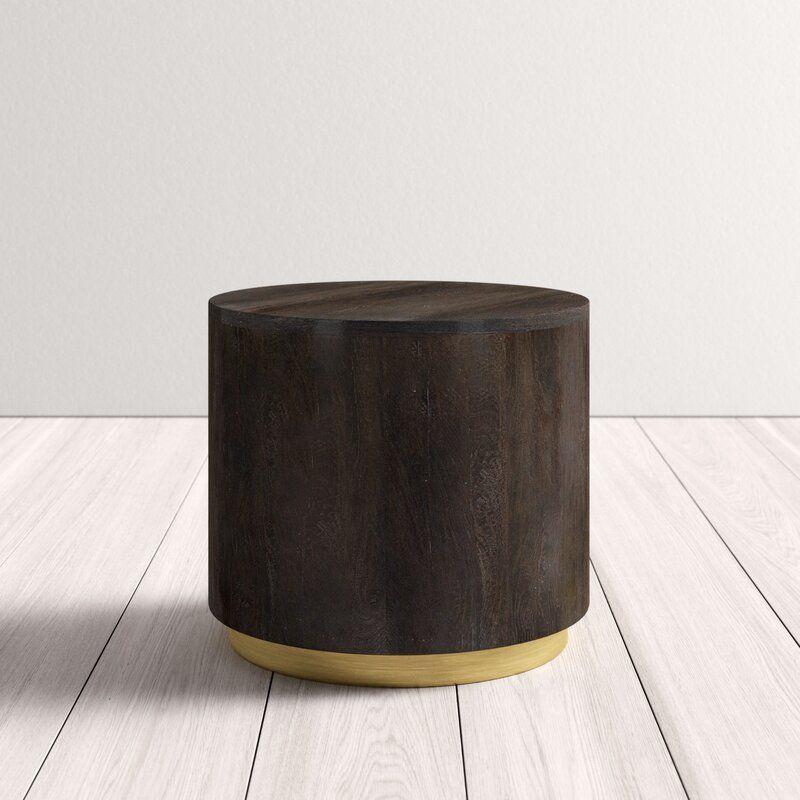 Almodovar End Table Reviews Allmodern Modern Furniture Living Room Table Side Table