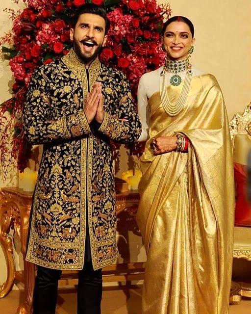 12 Stunning Photographs of Ranveer Singh and Deepika ...