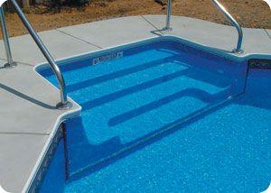 Inground Swimming Pools Images Inground Pool Steps And Inground Pool Decking Swimming Pools Inground Swimming Pool Images Swimming Pools