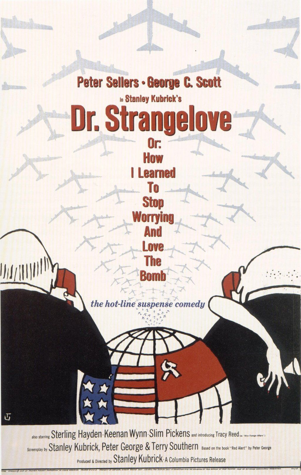 Dr. Strangelove (or How I Learned To Stop Worrying And Love The Bomb)