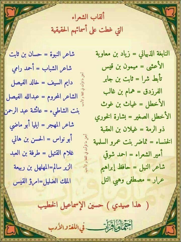 Pin By نائلة إبراهيم On اللغة العربية Learn Arabic Language Islamic Phrases Arabic Quotes