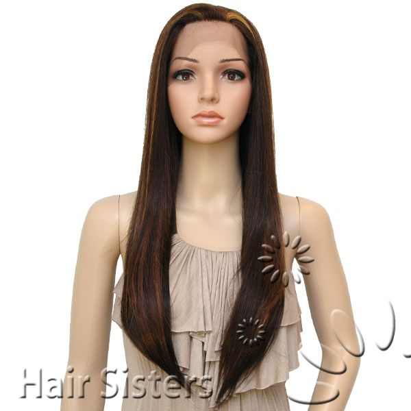 MODEL MODEL SYNTHETIC BABY HAIR LACE FRONT WIG BROOK