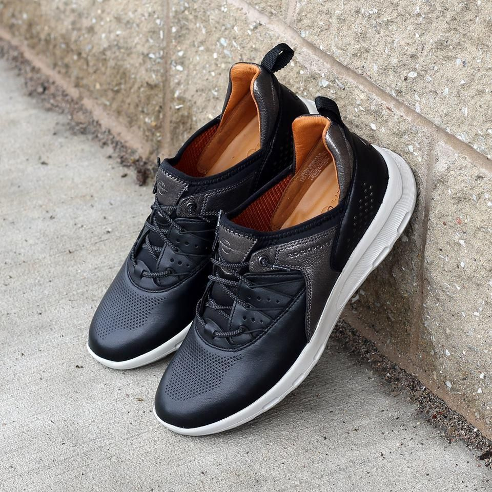 Rockport boots, Mens casual shoes