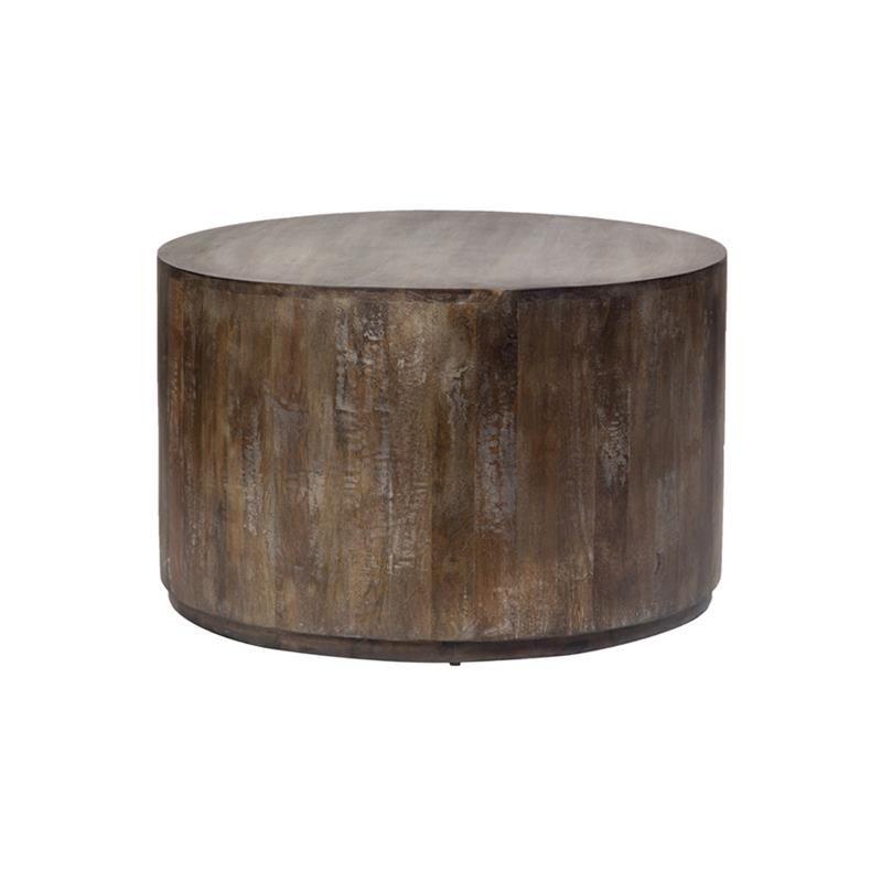 Park Art|My WordPress Blog_White Drum Coffee Table With Storage