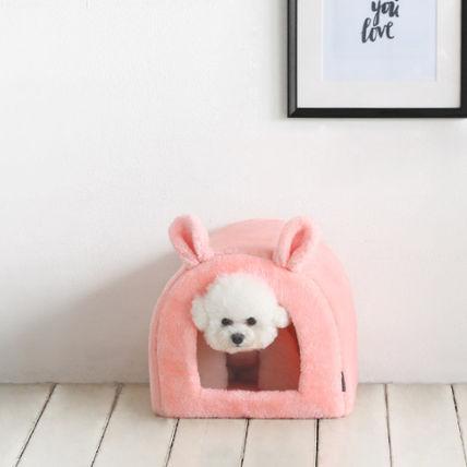 ペットベッド 2色 犬ドーム 犬ベッド 犬猫クッション Roomnhome ペットベッド ケージ 37683250 Buyma 猫 クッション ペットベッド クッション