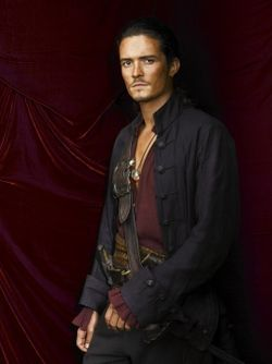 Belati, Knife Weapon-Dancer, would absolutely have to be played by Orlando Bloom! No way around it! And he looks just about like Will Turner from Pirates of the Caribbean.