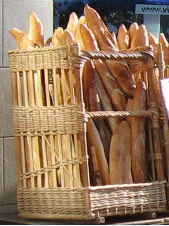 French baguette...yum!