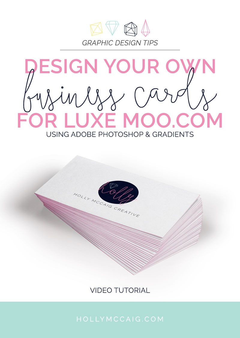 Design your own business cards with photoshop and moo pinterest design your own business cards using photoshop and for the moo luxe business card reheart Choice Image