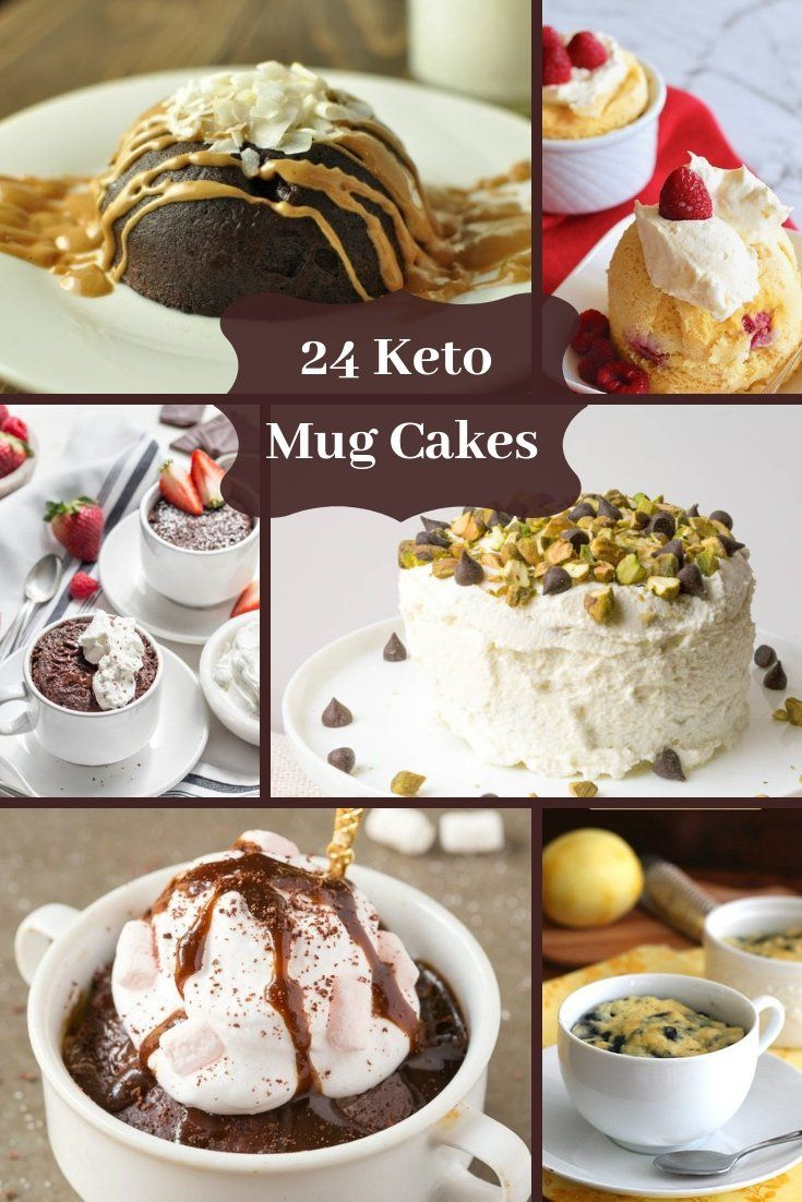 24 keto mug cakes keto mug cake low carb vegetarian