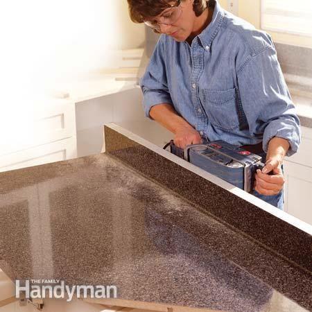 How to install a countertop countertop diy countertops and how to install a countertop solutioingenieria Gallery
