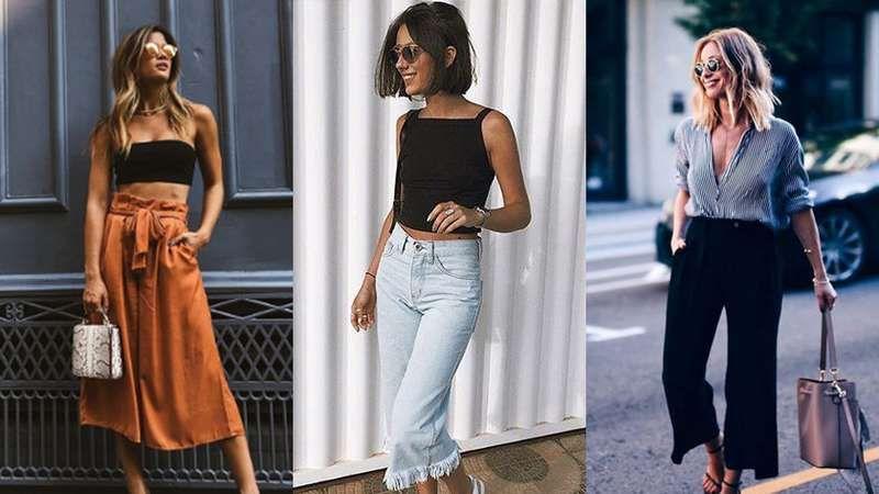2d12879f1 18 tendências de moda para a primavera/verão 2018   Look inspirações ...