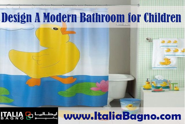 design a modern bathroom for children modern bathroom accessories qatar