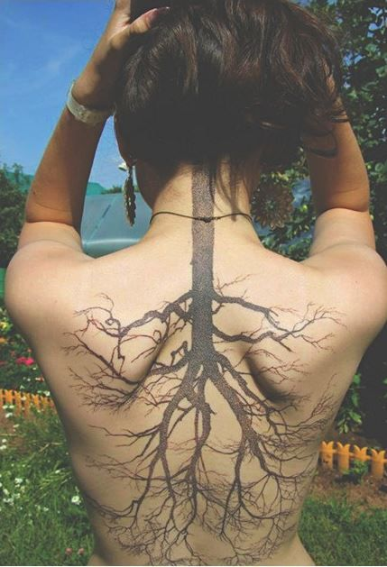 16 Beautiful Tree Tattoos That Will Be Your New Obsession Tattoos