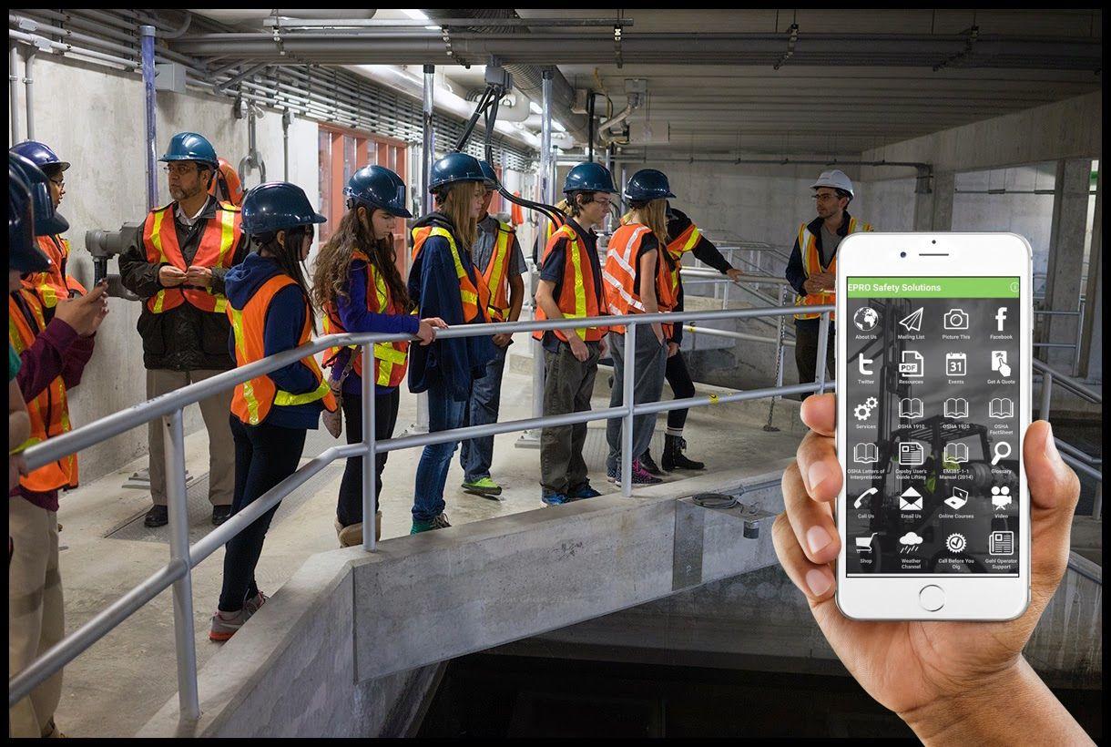 MobileApp EPROSafety Safety Training SafetyTraining