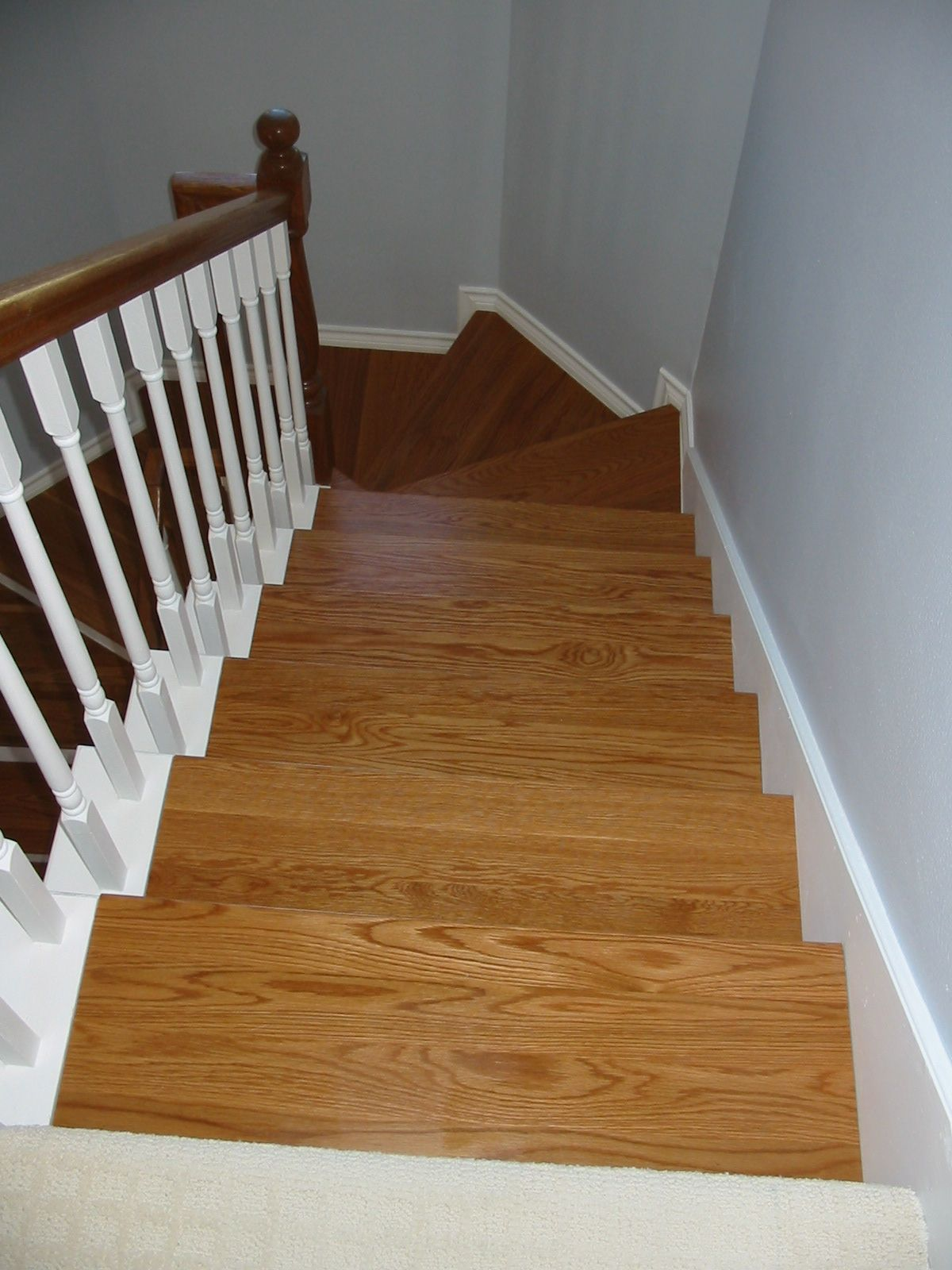Best Pin By Stairsupplies Custom Stairs On Finished Projects 400 x 300