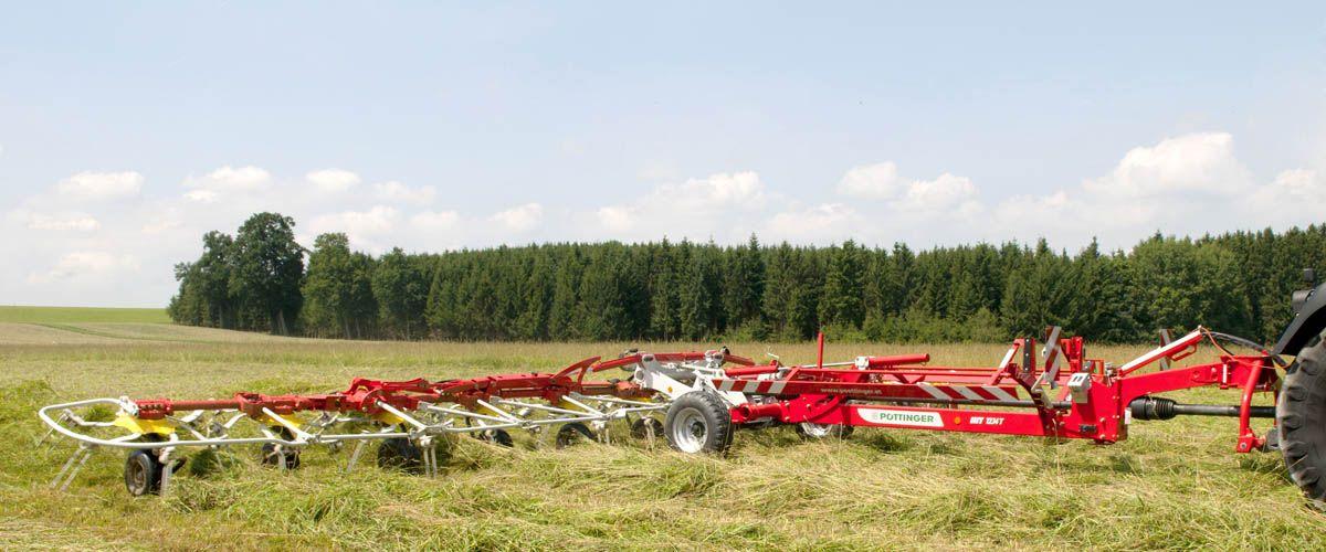 Pottinger Hit 10 11 T Zetter Vorfuhrmaschine Landmaschinen Gartentechnik Munster