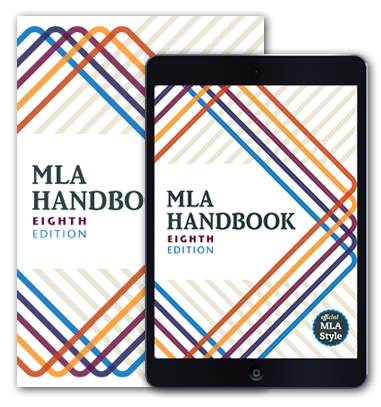 Using Mla Format The Style Center Subject And Verb Handbook For Writer Of Research Paper 7th Edition Pdf Free Download
