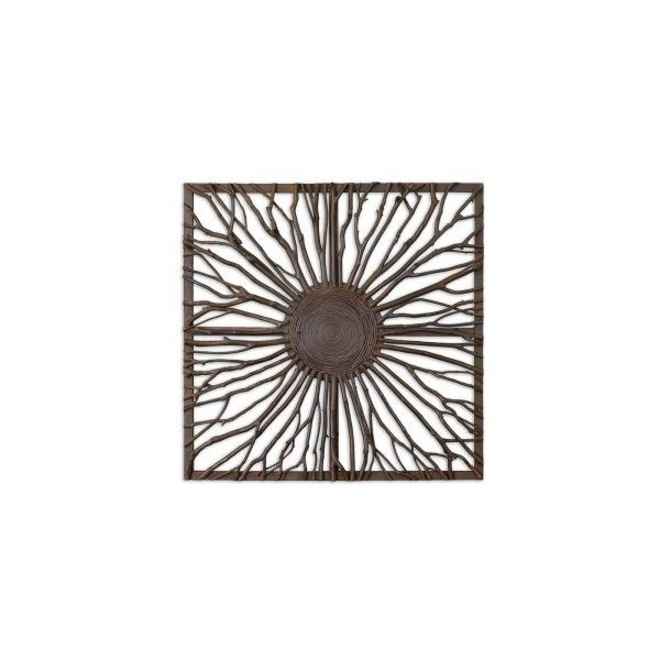 Uttermost Josiah Square Wood Wall Art 169 Liked On Polyvore