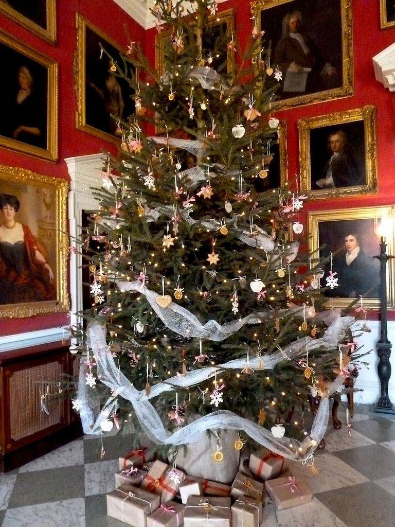 Christmas Tree 2011 Christmas Tree English Christmas Christmas