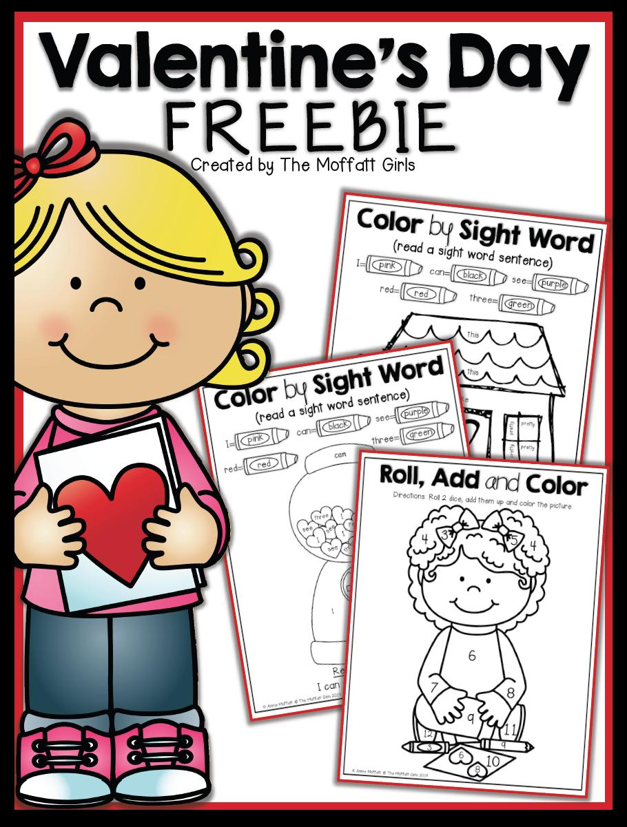 FREE Valentine 39 s Day Mini Packet
