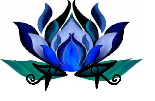 Egyptian Lotus With Eyes Of Horusra Tattoos Pinterest Lotus