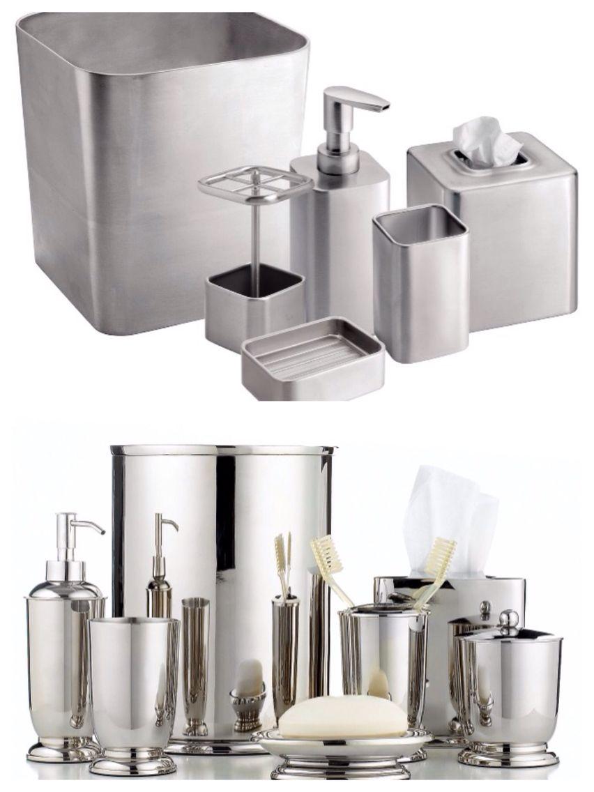 Pin by zoe on Metal♧(bath accessories) | Pinterest | Bath ...