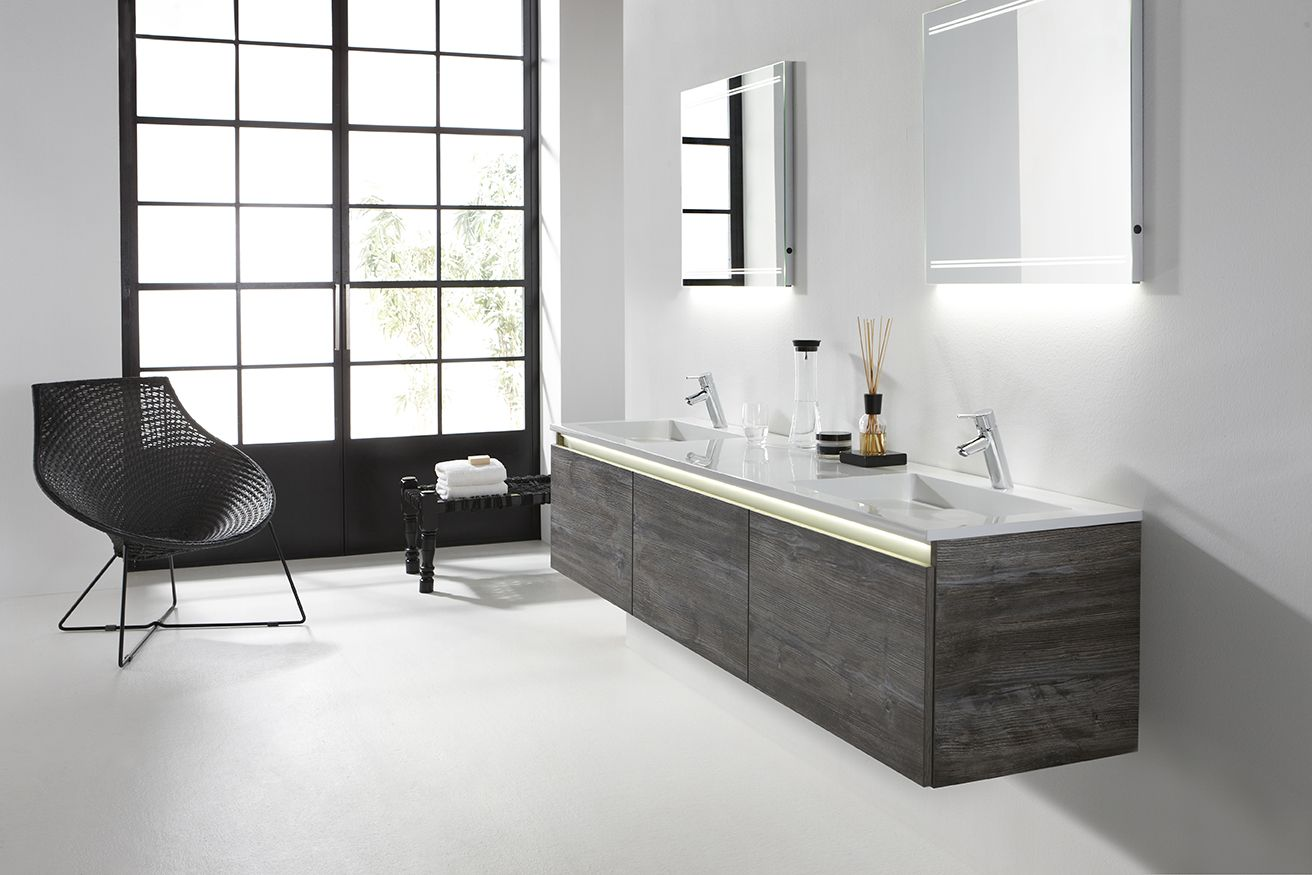 Primabad badkamermeubel Original in nieuwe kleur Jackson Pine ...