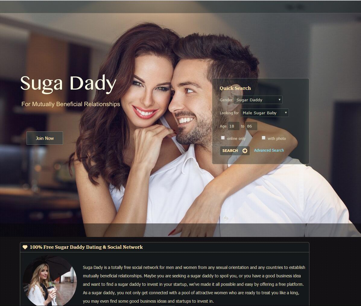 Pin Di Top10 Sugardaddy Sites