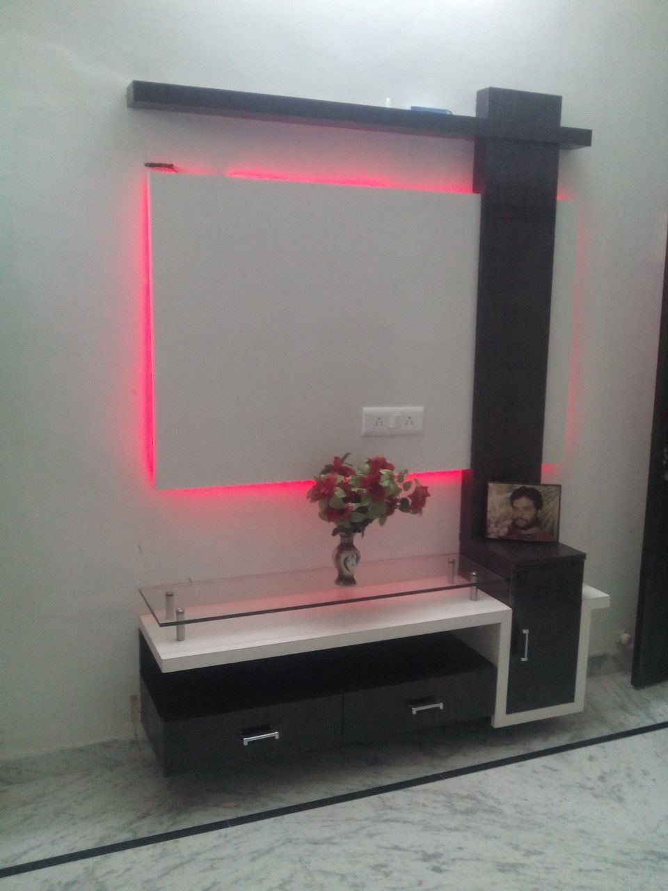 Lcd Panel Design Interior: Pin By Janvi Furniture's Kekeri 9799568122 On Janvi
