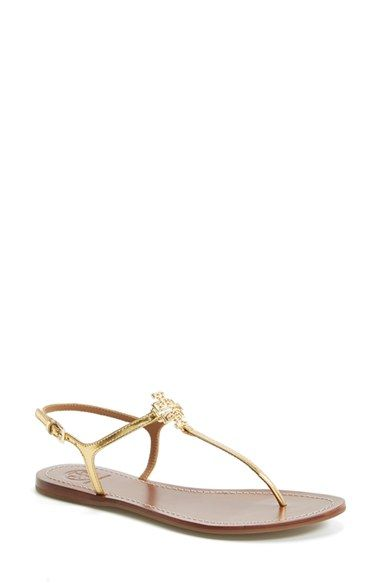 93d3d44fe50f25 Tory+Burch+ Melinda +Flat+Sandal+(Women)+(Nordstrom +Exclusive)+available+at+ Nordstrom