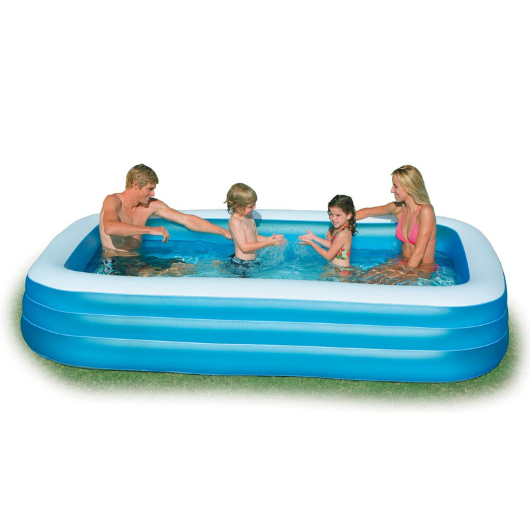 Pool Mit Pumpe Günstig Kaufen Intex Swim Center Family Pool 120 In Products Pinterest