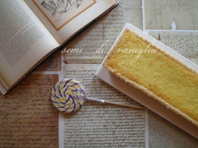 semi di vaniglia: Compleanno in giallo