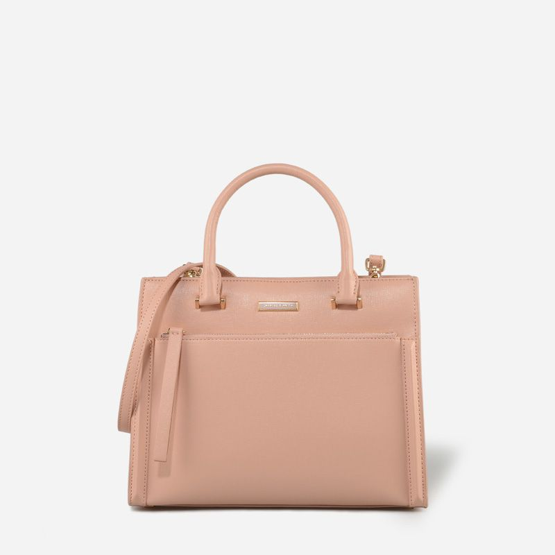 Structured Handbag Sling Bag Bags Charles Keith
