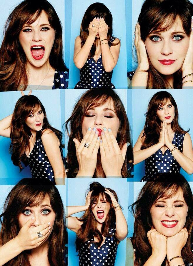 910b25a786 Jessica Day I think could play the part of Helena because her part in New  Girl shes always in love.