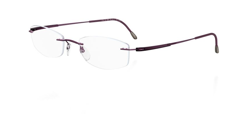 Discover the variety of Silhouette optical rimless eyewear. In the ...